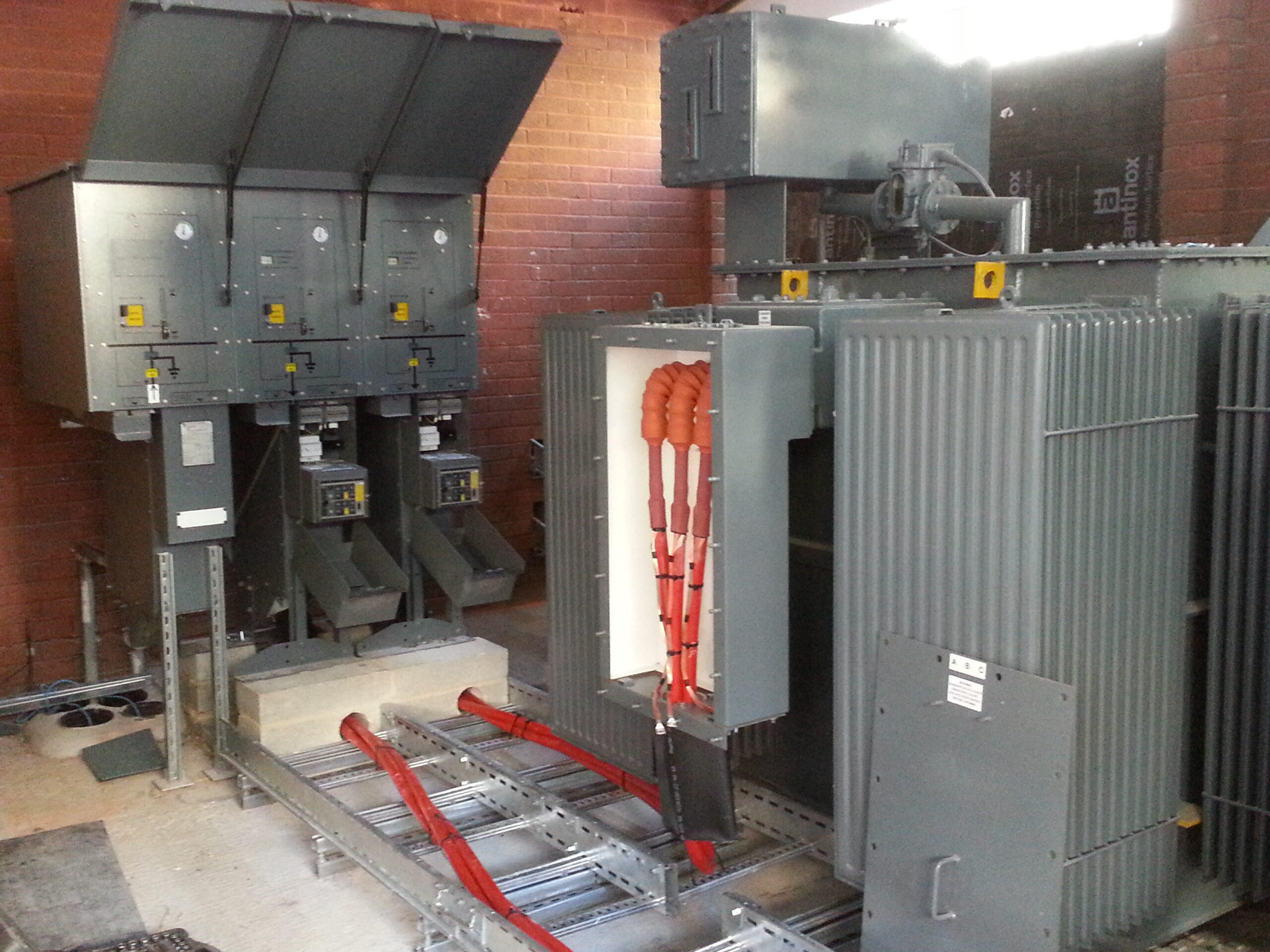 HIGH AND LOW VOLTAGE SERVICES