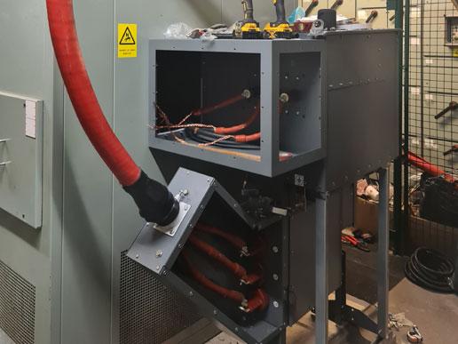 Upgrade of Customer's HV Network
